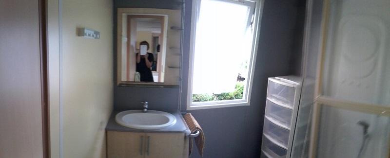 Salle de bain for Tour de rangement salle de bain